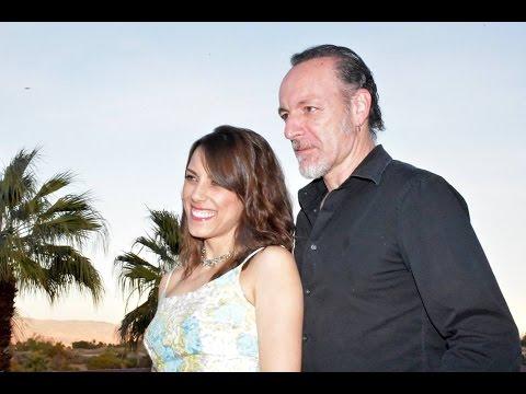 Celebrity Jazz Jam Latin Night- Gretje Angell and Dori Amarillo