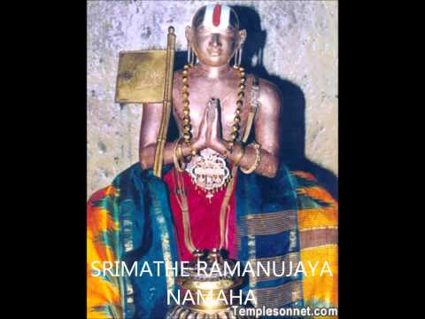 RAMANUJA ramanuja- a song on our respected acharya in tamil