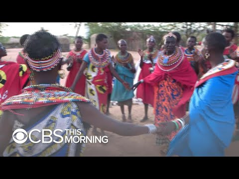 Inside Umoja village in Kenya where women rule and victims of abuse can heal