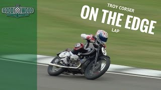 2x Superbike Champ Troy Corser On the Edge Lap