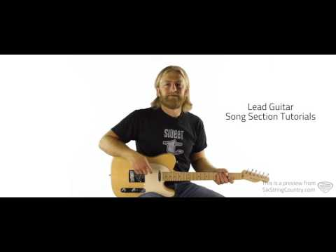 Come a Little Closer Guitar Lesson and Tutorial - Dierks Bentley
