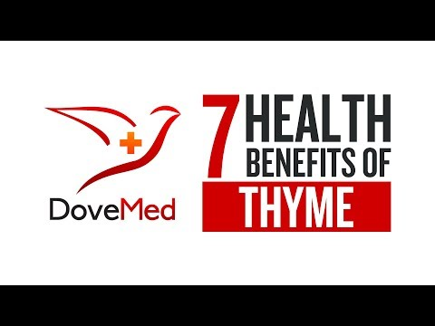 7 Health Benefits Of Thyme