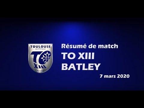 Résumé TO XIII v Batley - Round 5 Championship - 07.03.2020