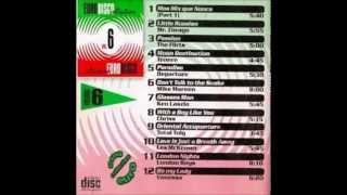 CD COMPLETO E MIXADO EURODISCO COLLECTION VOL - 6
