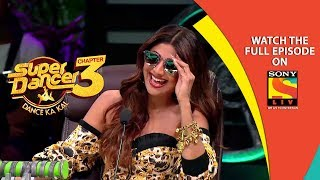 Super Dancer - Chapter 3 | Ep 4 | The Hunt Is On | 6th January, 2019
