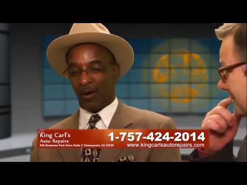 King Carl's Auto Repairs TV Program