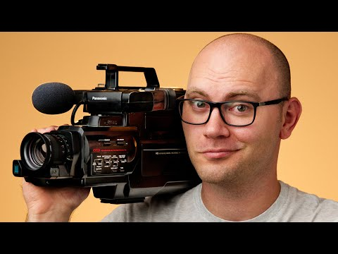 Using Old VHS Cameras In 2020!
