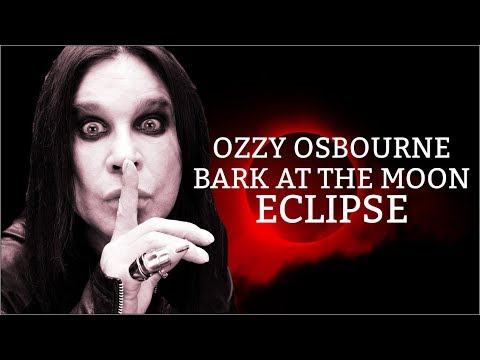 Ozzy Osbourne - Bark At The Moon  (Solar Eclipse 2017 MULTICAM)