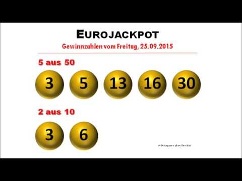 eurojackpot.de zahlen