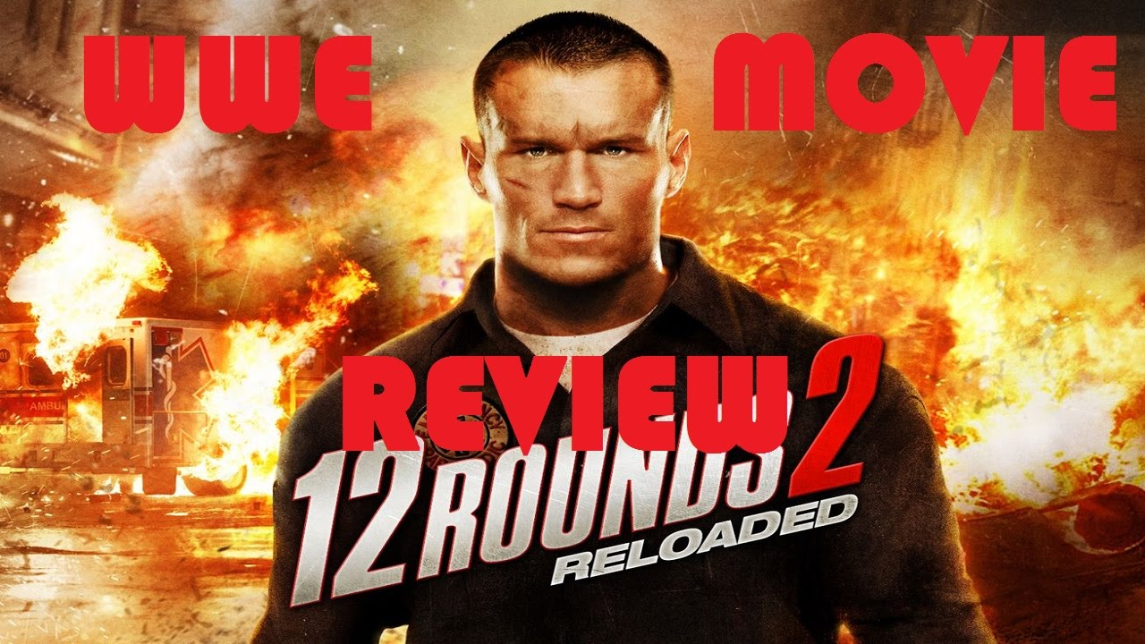 wwe movie review 12 rounds 2 reloaded youtube
