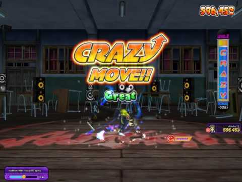 Audition AyoDance | Crazy Dance-8 - With You (150 BPM)