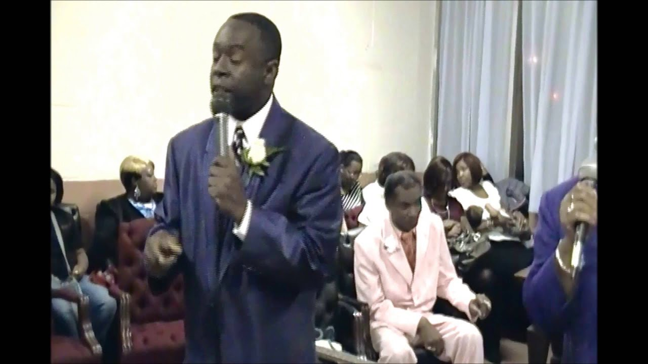 Pastor Phil Ford & God s Singing Desciples Don t Count God Out