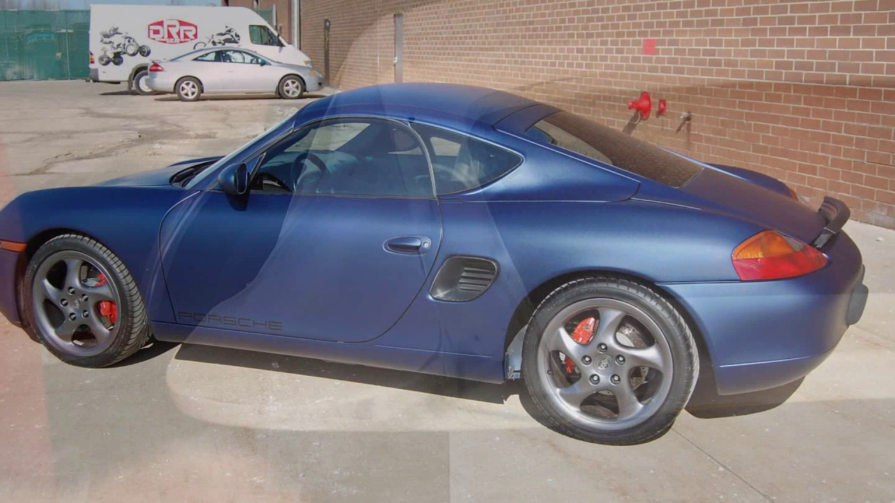 986 Custom Hardtop Ing For The Porsche Boxster 2017