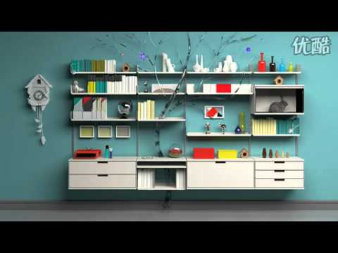 Vitseo Creative House Decorating Ads