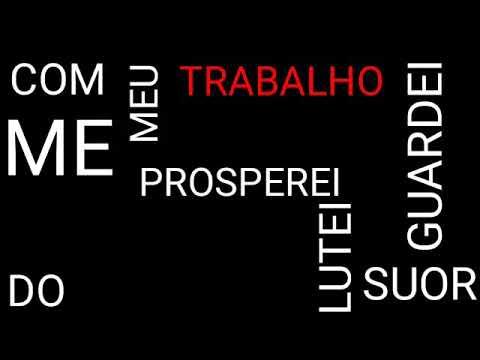 Moleque De Vila Projota Tipografia Status Para Whatsapp Youtube