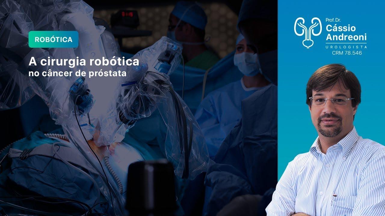 cirurgia prostata laparoscopia