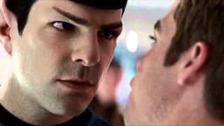 Pieces: Spock/Kirk