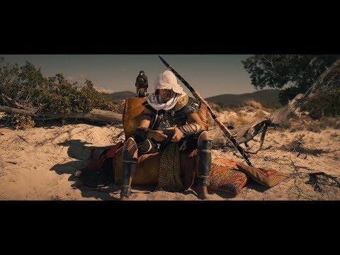 GHALI - Assassin's Creed Origins | Real Trailer
