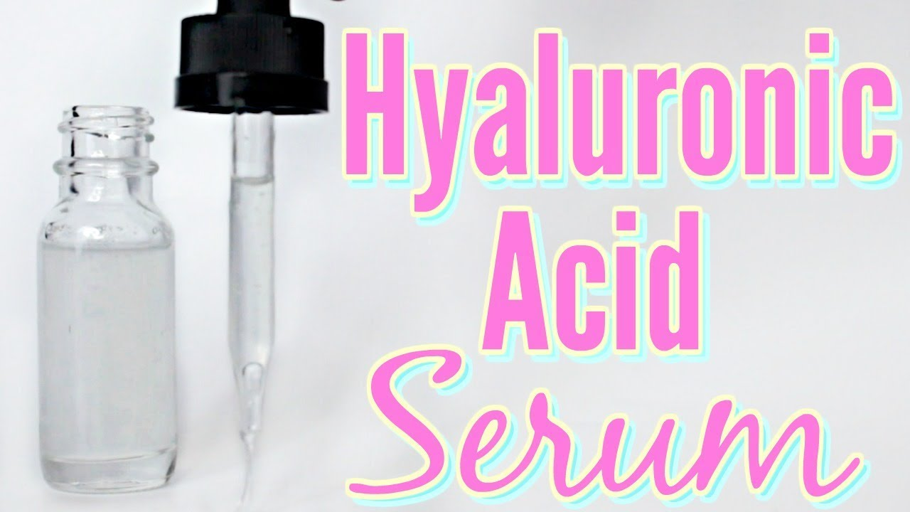 HOW TO Hyaluronic Acid Serum