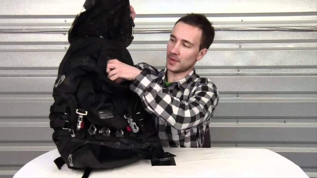 oakley kitchen sink backpack review at surfboardscom youtube - Kitchen Sink Oakley