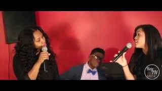 Brandy and Monica - The Boy is Mine (Cover by Toni Lorene and Macahl Jett)