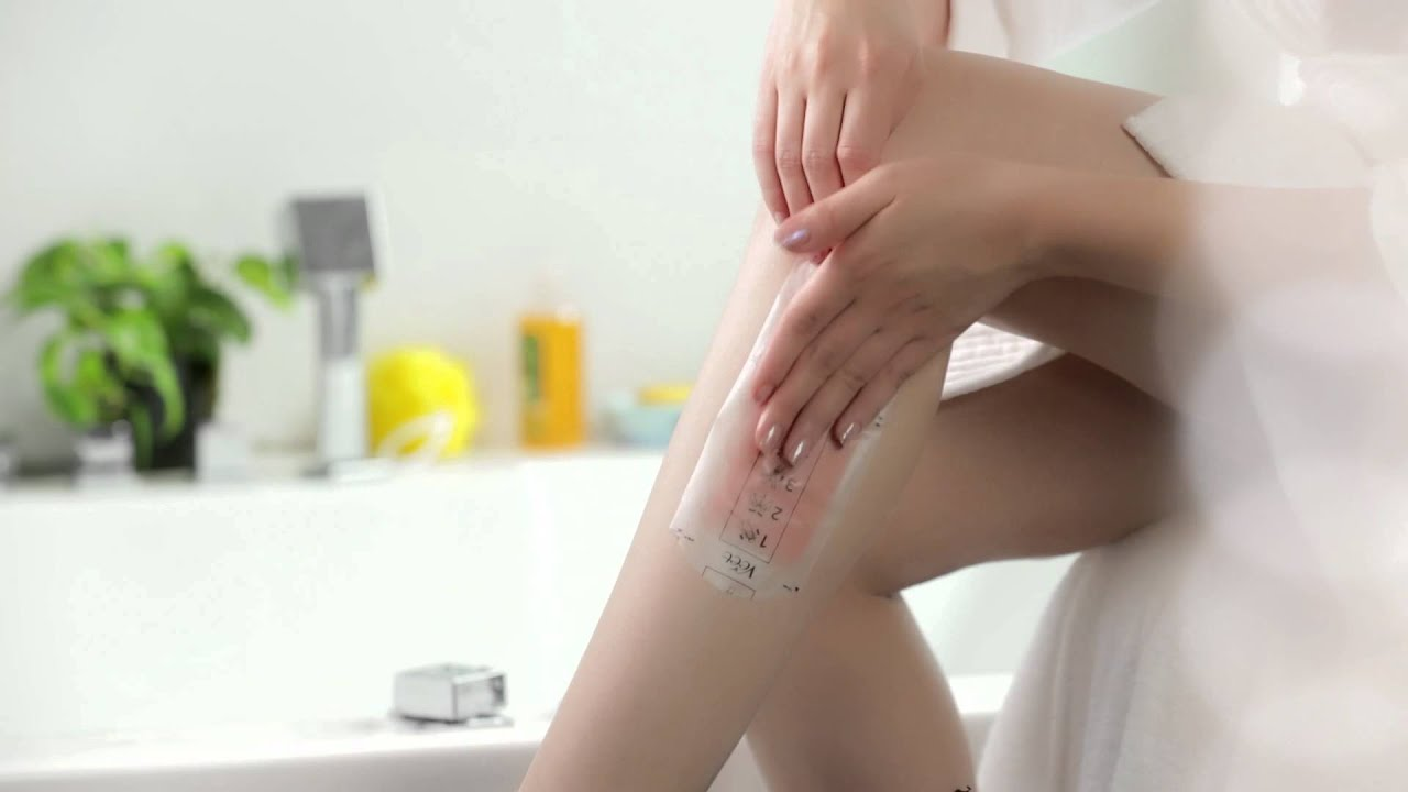 how to make wax to wax your legs