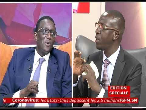 Amadou Ba donne son avis sur les titres fonciers et le littoral
