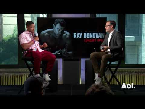 "Pooch Hall On The Showtime Hit Show, ""Ray Donovan"" 