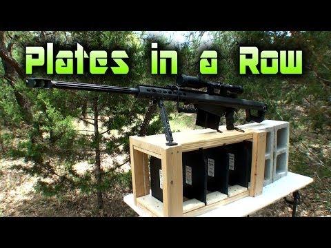 Armor Plates vs Armor Piercing Bullets
