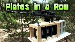 Armor Plates vs Armor Piercing Bullets thumbnail