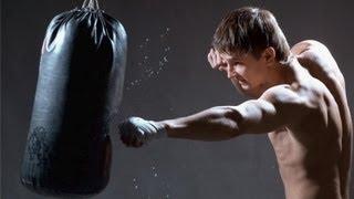 Уроки самообороны: удары руками