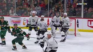 Los Angeles Kings vs Minnesota Wild - March 19, 2018 | Game Highlights | NHL 2017/18