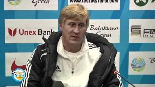 ФК «Севастополь» - «Буковина». Коментар Юрія Овчарова