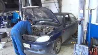 Катализатор на Chevrolet Lanos.  Катализатор на Chevrolet  Lanos в Петербурге.(, 2014-06-23T07:31:35.000Z)