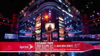 Cassadee Pope-