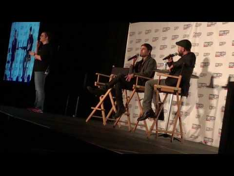 Fan Expo '17 Ian Somerhalder and Paul Wesley Q&A panel