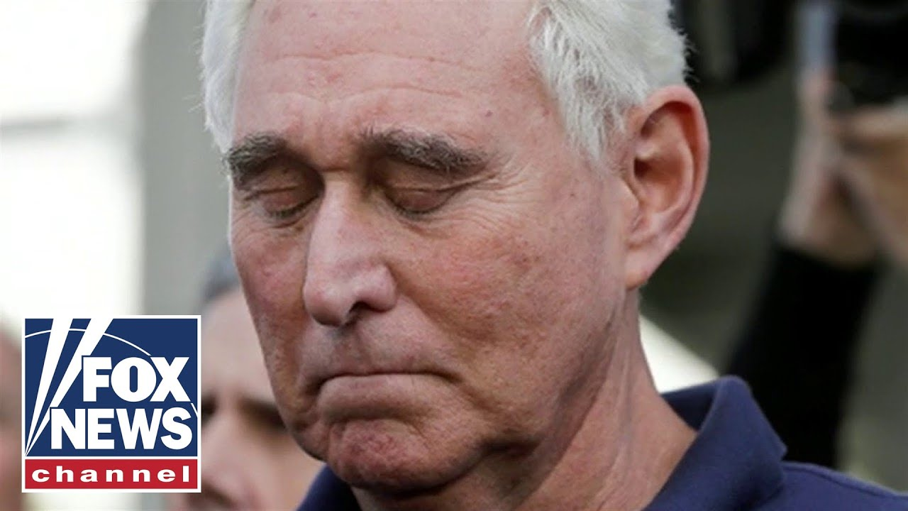 'The Five' reacts to DOJ overruling Roger Stone's suggested sentence - FOX News