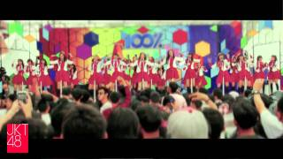 Download JKT48 1st live TV performance @ 100% Ampuh Global TV Mp3