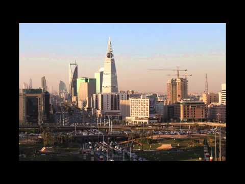 Sunset Timelapse of Downtown Riyadh, Saudi Arabia - by SUSTG.org