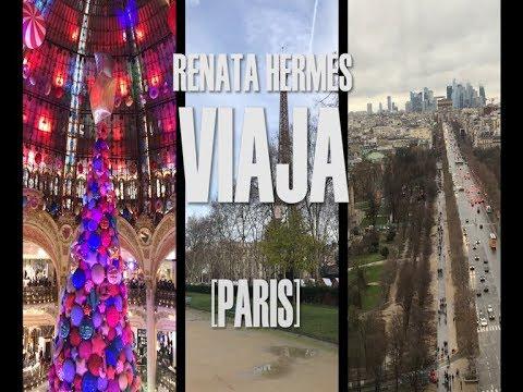 Renata Hermes Viaja – Paris