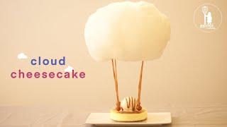 구름 치즈케이크 만들기 Cloud Cheesecake …