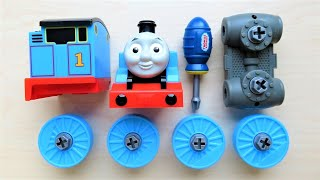 Assemble Thomas & Friends きかんしゃトーマス マシンメーカー 組み立て入門セット トイステートジャパン