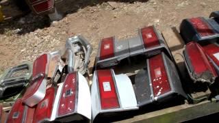 Oldsmobile 442 Starfire Taillight Grill Fender Wheel House