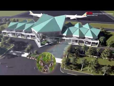 Robe Airport Passenger Terminal Design