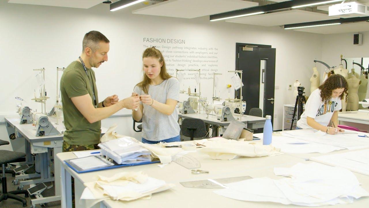 Ba Hons Fashion Design Degree Course Leeds Arts University