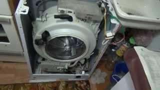 видео ремонт стиральных машин samsung