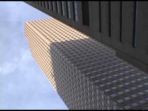 Looking Up on Denver Skscrapers