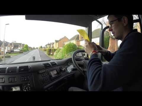 Trucker Jay in the UK: Attempted Theft