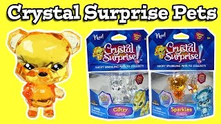 Crystal Surprise Pets With Secret Charm Inside
