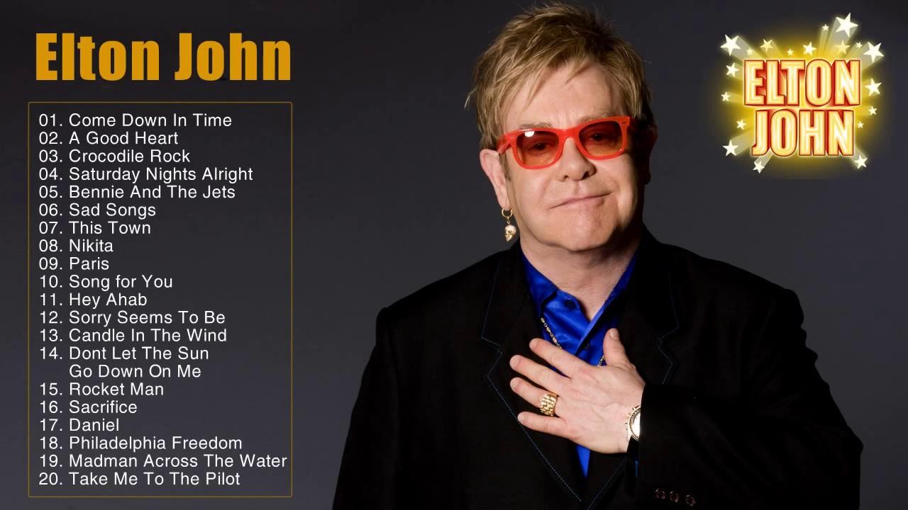 Elton John Greatest Hi...